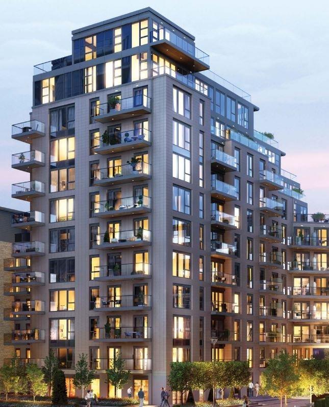 Battersea Reach Meridian House image
