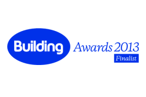 Building Awards 'Manufacturer of the year' finalist 2013