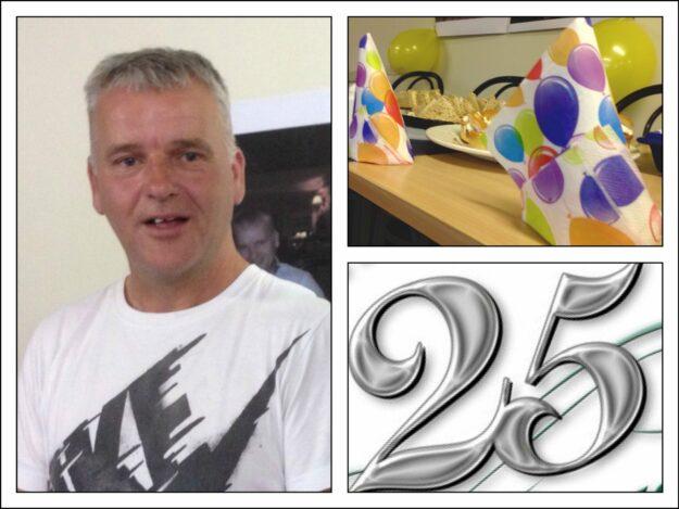Tony's 25 years with BROOKVENT