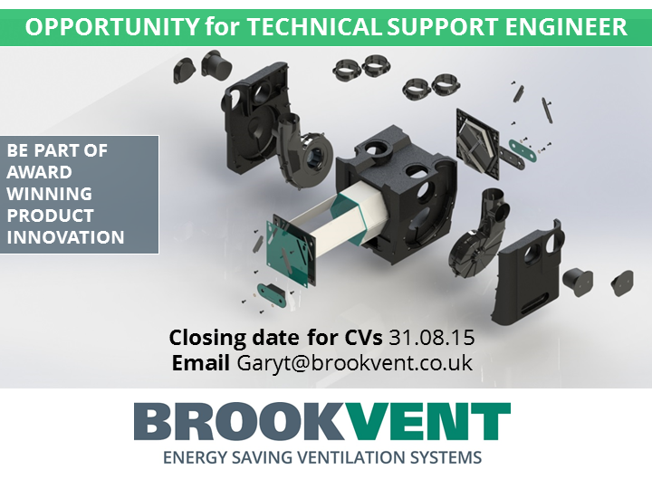 Technical support engineer role brookvent dunmurry sciox Image collections