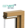 airvent SM 1200+ surface mounted window vent