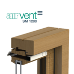 airvent SM 1200 surface mounted window vent