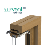 airvent SM 1400 surface mounted window vent