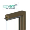 airvent SM Tip Vent visual - surface mounted window vent