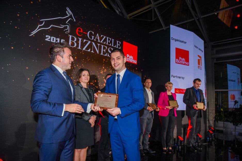 e-gazele business awards 2016 poland