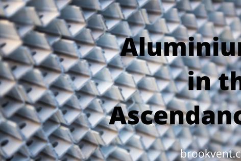 Aluminium vents
