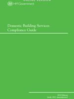 Domestic Building Services Compliance Guide