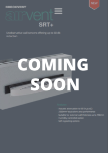 airvent SRT+ brochure coming soon