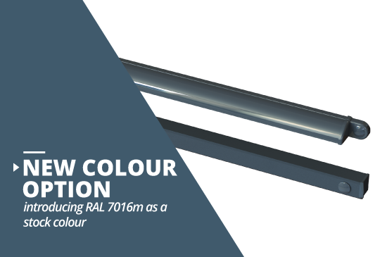 RAL 7016m now available as a stock colour