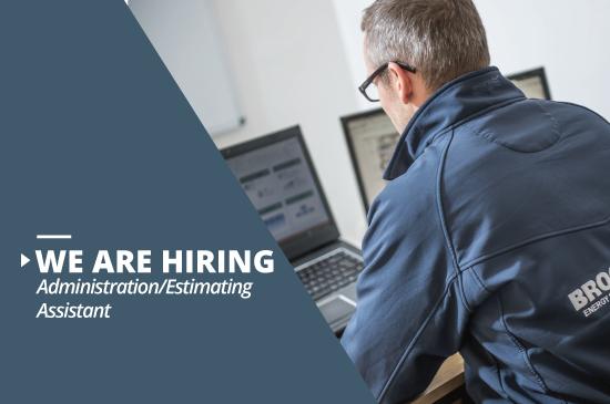 Hiring administration / Estimating assistant
