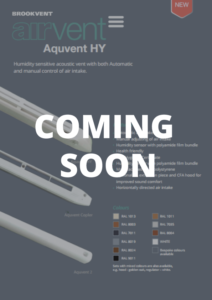 airvent Aquavent HY - coming soon