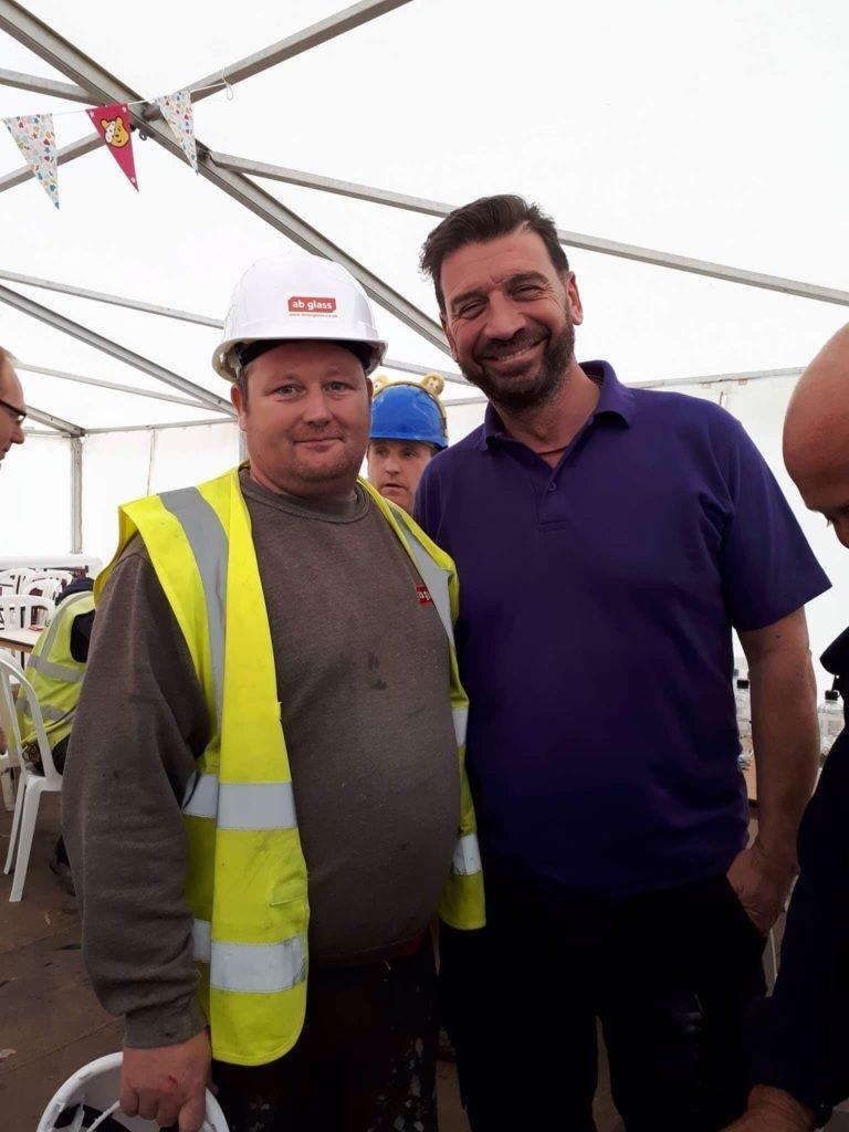 Nick Knowles DIY SOS Big Build