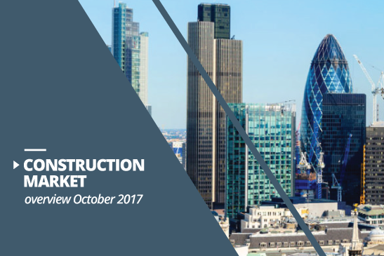 Construction market overview 2017