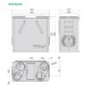 aircycle 1.3 - wall mount