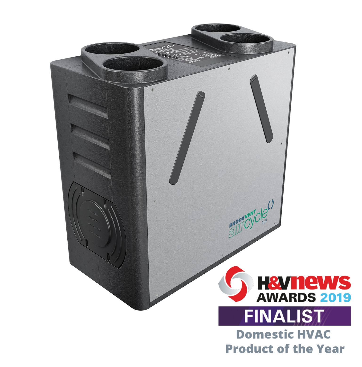 aircycle 1.3 domestic HVAC product of the year finalist