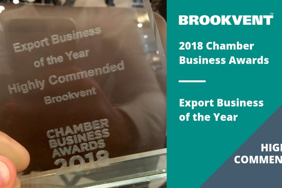 NI Chamber Business Awards 2018