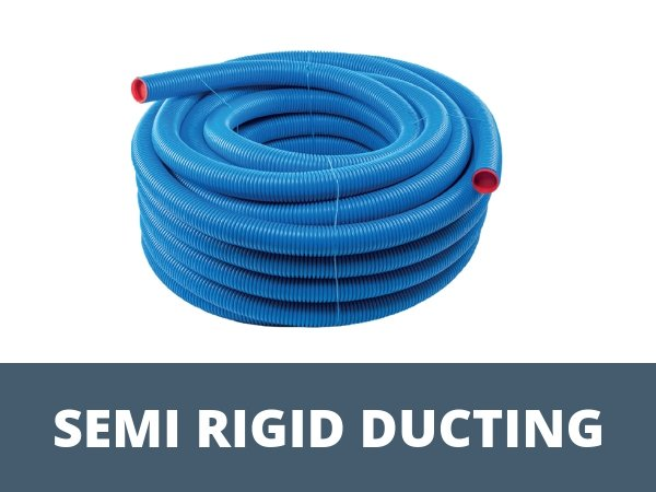 Semi Rigid Ducting