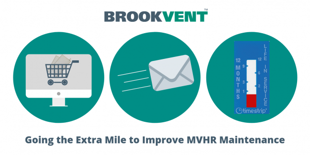 Going the Extra Mile to Improve MVHR Maintenance