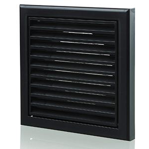 125 grille black